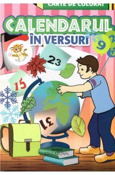 Calendarul in versuri - Postolache Costel