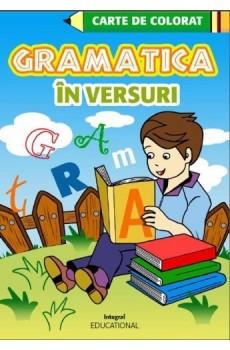 Gramatica in versuri - Postolache Costel
