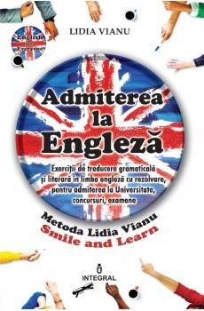 Admiterea la Engleză - Vianu Lidia