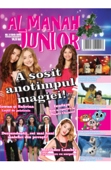 Almanah junior (2/2015) - Piț Nana