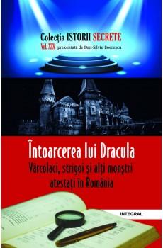 Întoarcerea lui Dracula: Vârcolaci, strigoi și alți monștri - Boerescu Dan-Silviu
